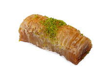 One Turkish baklava Stock Images