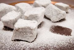One Turkish Delight Missing Stock Images