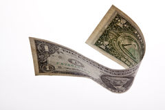One U.S.dollar Royalty Free Stock Photography