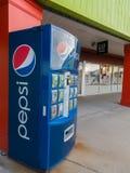 One Vending machine royalty free stock image