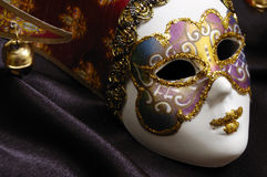 One Venetian Mask Royalty Free Stock Image