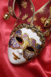 One Venetian Mask Royalty Free Stock Photo