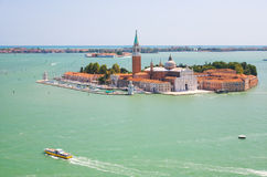 One of Venice islands Royalty Free Stock Photo