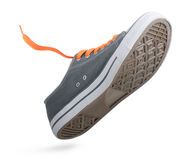 One walking shoes royalty free stock photo