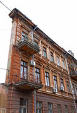 One-Wall building in Odessa, Ukraine Stock Photo