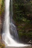 One of the waterfalls in Bali Stock Image