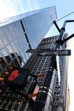 One-way di New York fotografia stock libera da diritti