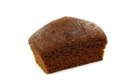 One whole chocolate cake stock photos