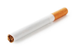 One whole cigarette Royalty Free Stock Photos