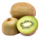 Kiwi fruit isolated Stock Photo