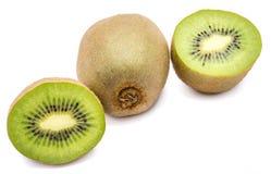 Kiwi fruit isolated Royalty Free Stock Photography