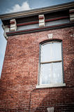 One Window in Color Royalty Free Stock Image