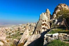 One of the wonders of the world ,Cappadocia, Turkey Royalty Free Stock Photos