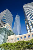 One world trade center building Stock Image