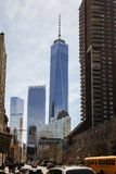 One World Trade Center building Royalty Free Stock Photography