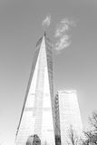 One World Trade Center in the financial district of NYC Stock Photography