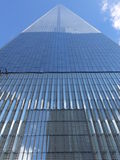 One World Trade Center (Freedom Tower) in Manhattan, New York Stock Photo
