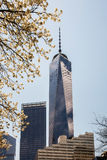 One World Trade center, Ground Zero, NYC Stock Photos