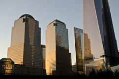 One world trade center Royalty Free Stock Photo