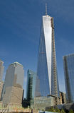 One world trade center Stock Image