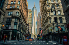 One World Trade Center NY Stock Photo