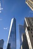 One World Trade Center, NY Royalty Free Stock Photos