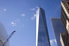 One World Trade Center, NY Royalty Free Stock Photography