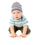 One year boy Royalty Free Stock Photography