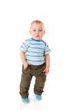 One year boy Stock Image