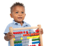One Year Old African American Boy Royalty Free Stock Images