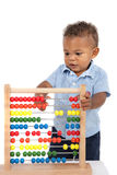 One Year Old African American Boy Royalty Free Stock Photography