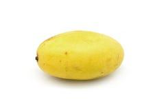 One yellow mango Stock Photo