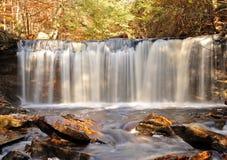 Oneida Falls - Rickett's Glen State Park Royalty Free Stock Photos