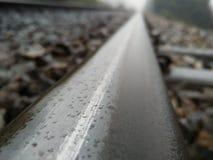 Oneindig spoor Stock Foto's