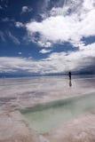 Oneindige Salt2 Royalty-vrije Stock Foto's