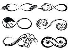 Oneindigheid, voor altijd symbool vector illustratie