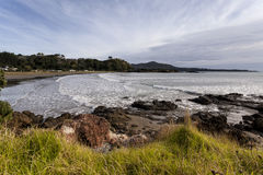 Onepoto Bay, Eastcape Stock Photography