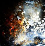 Oneven Vuile Textuur Stock Afbeelding