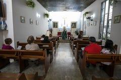 ONG Sermig - katolik masa dla voluntaryes Brasil, San - Paolo - Obraz Stock