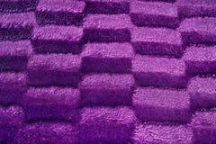 ongebruikelijk 3d effect abstract geometrisch stoffenpatroon Stock Foto's