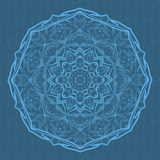Ongebruikelijk en eenvoudig abstract geometrisch patroon, naadloze vector Vector Illustratie