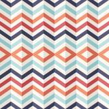 Ongebruikelijk uitstekend 3D effect abstract geometrisch patroon. stock illustratie