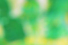 Ongebruikelijke abstracte tedere groene vage Webachtergrond Royalty-vrije Stock Fotografie