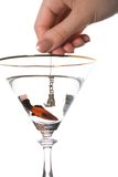 Ongebruikelijke visserij Royalty-vrije Stock Fotografie