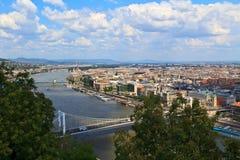 Ongedierte van Boedapest royalty-vrije stock afbeelding