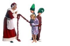 Ongehoorzame Elf stock afbeeldingen