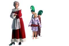 Ongehoorzame Elf royalty-vrije stock foto's
