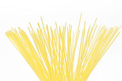 Ongekookte Spaghetti Stock Fotografie