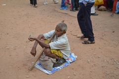 Ongelooflijk India Stock Fotografie