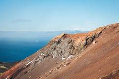 Ongelooflijke aard van IJsland Royalty-vrije Stock Foto's